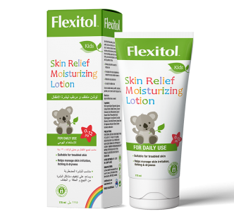 Flexitol kids Skin Relief Moisturizing Lotion
