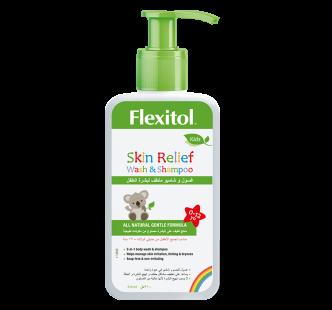 Flexitol Kids Skin Relief Wash & Shampoo