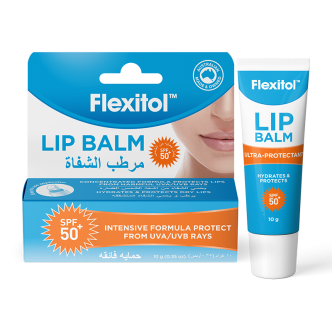 Flexitol Lip Balm SPF 50+
